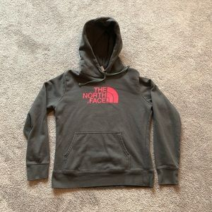 The North Face Logo Sweatshirt Hoodie